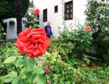 モスタルのトルコ式屋敷