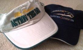 我が家に来たケンタッキーダービーの記念帽子